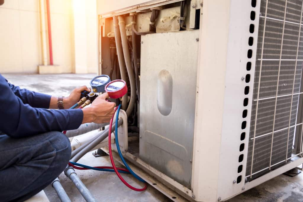 air conditioning repair dequincy la